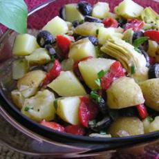Balsamic Potato Salad