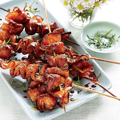 Tom's Grilled Balsamic Molasses Bacon