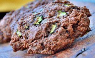 Gluten-Free Balsamic Zucchini Scones