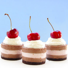 Tom's Black Forest Cheesecakes