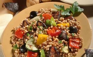 Tom's Wheat Berry Casserole