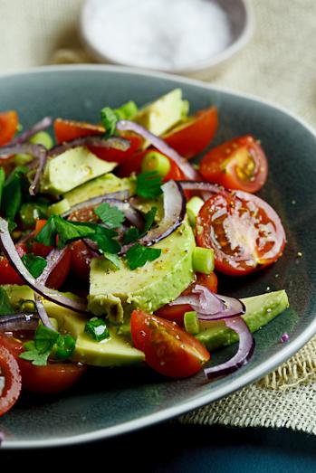 Tom's Guacamole Salad