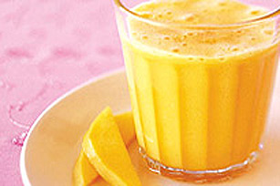 Tom's Lemon Mango Smoothie