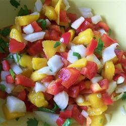 Tom's Mango Salsa