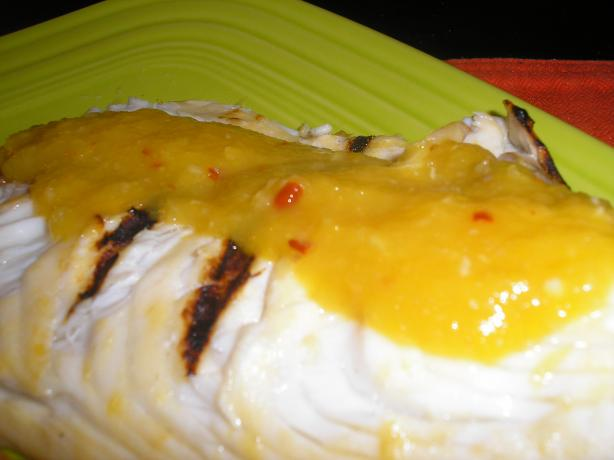 Tom's Island Mango Tilapia