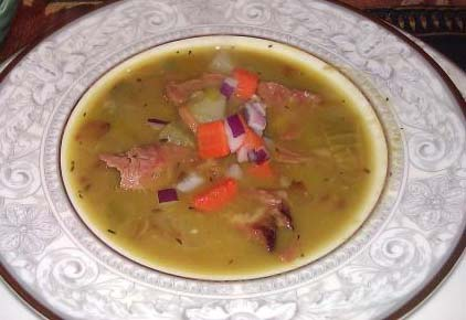 Tom's Split Pea Soup