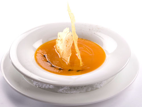 Tom's Pumpkin Soup