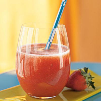 Tom's Strawberry Agua Fresca