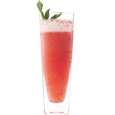 Tom's Strawberry Mint Limeade