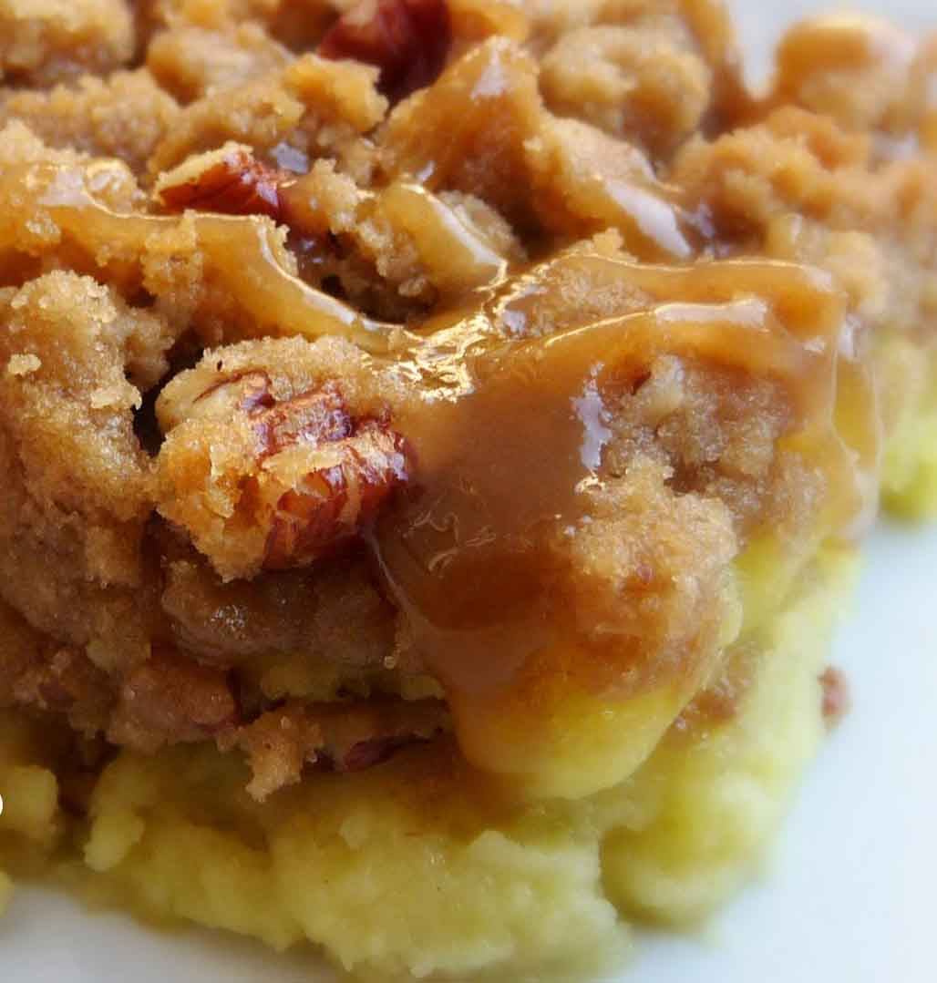 Tom's Sweet Potato Casserole