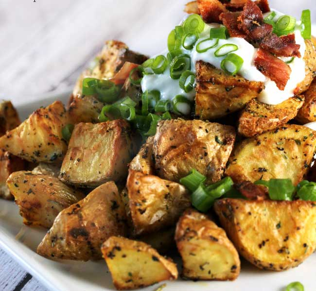 Tom's Tuscan Taters