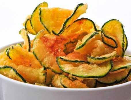 Tom's Zucchini Chips